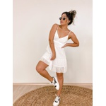 Vestido Flávia Branco