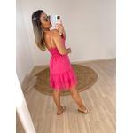 Vestido Flávia Pink