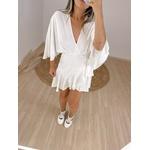 Vestido Karen Branco