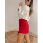 Short Saia Malu Cereja