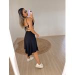 Vestido Lorraine Preto