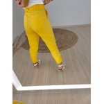Calça Gabi Amarela