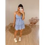 Vestido Antonieta Azul