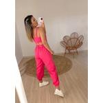 Macacão Joice Pink Pink