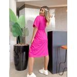 Vestido CF Ciça Rosa