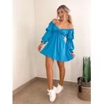 Vestido Laila Azul