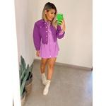 Jaqueta Zoe Roxa