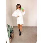 Vestido Tricot Branco