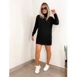 Vestido Tricot Preto