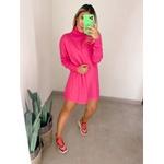Vestido Tricot Rosa