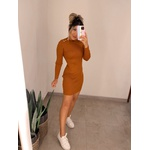 Vestido Nina Caramelo
