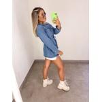 Camisa Jeans Sabrina