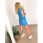 Vestido CF Muscle Azul