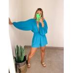 Macaquinho Maitê Azul