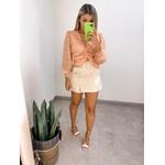 Short Saia Colors Nude