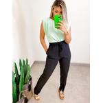 Blusa Muscle Loren Verde
