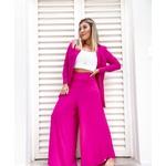 Calça Pantalona CF Pink