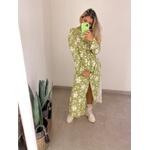 Chemise Ariel Floral Verde Verde