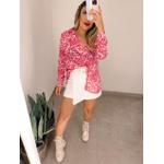 Camisa Jasmim Pink