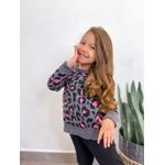Tricot Onça Kids Única