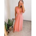 Vestido Jade Rosê