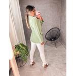 Blazer Alfaiataria Verde