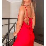 Vestido Samara Vermelho