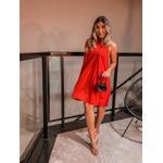 Vestido Alcinha Vermelho