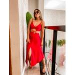 Vestido Lucia Vermelho