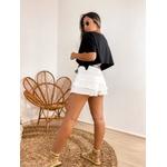 Short Saia Mirella Branco