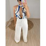 Calça Pantalona Isadora Off
