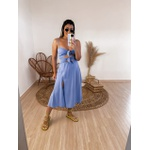 Vestido Angelita Azul
