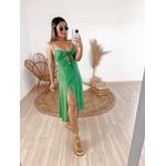 Vestido Angelita Verde