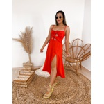 Vestido Angelita Vermelho