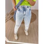 Calça Emily Jeans Claro