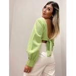Cropped Lolita Verde