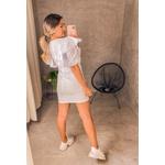 Vestido Eva Branco