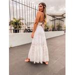 Vestido Clara Girassol