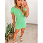 Vestido Moletinho Verde
