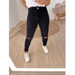 Calça Preta Jeans