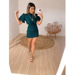 Vestido Tayla Verde
