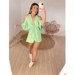 Vestido Monalisa Verde