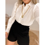 Camisa Regina Branca Branca