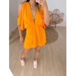 Vestido Monalisa Amarelo
