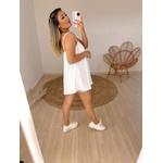 Blusa Olivia Branca Branca
