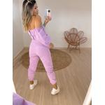 Calça Jogger Melissa Lavanda