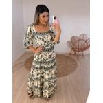 Vestido Raquel Tucano