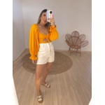 Body Stella Amarelo Amarelo
