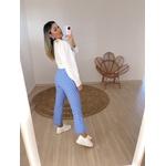 Calça Sâmia Azul