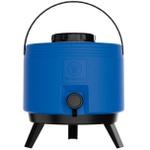 Garrafão Térmico Maxitermo Azul 6 Litros Com Torneira - Termolar